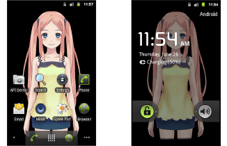 Live Wallpaper On Android